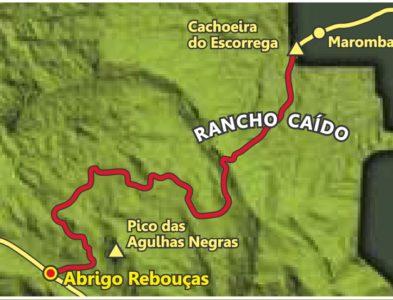 Travessia Rancho Caído