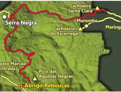 Travessia Serra Negra