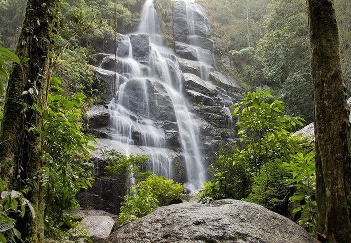 Cachoeira Véu de Noiva - Foto: Wigold